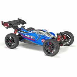 ARRMA 2018 1/8 TYPHON 6S BLX Brushless 4WD RTR Blue / Silver