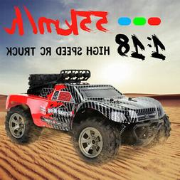 2019 RC Car Monster Truck 1:18 Scale 2.4Ghz Off-Road Remote