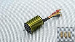 Tacon 2030-15T Brushless Motor 6200KV for 1/16 1/18 Car Truc