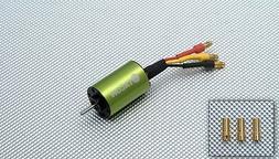Tacon 2030-19T Brushless Motor 4900KV for 1/16 1/18 Car Truc
