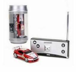 20Km/h Mini RC Car Radio Remote Control Micro Racing 4 Frequ