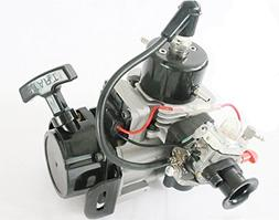 NEW 26cc 2-Stroke RC Petrol Marine Gas Pull Start Engine for