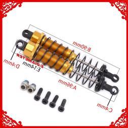 2PCS Alloy 96mm Rear Shock Absorber <font><b>Oil</b></font>