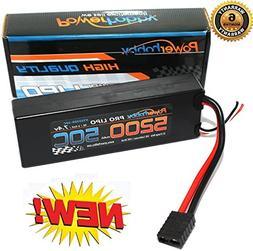 PowerHobby 2S 7.4V 5200mAh 50C Lipo Battery Pack w Traxxas P