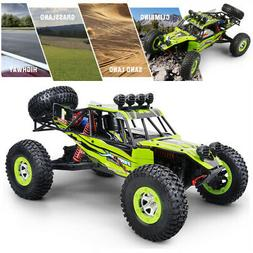 30+MPH 1/12 Scale RC Car 2.4G 4WD High Speed Fast Remote Con