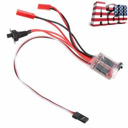 30A Mini Brushed ESC Brush Speed Controller For RC Car Truck