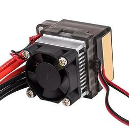 320A High Voltage ESC Brush Speed Controller for RC Car Truc