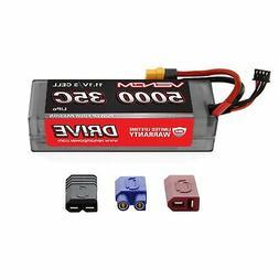 Venom 35C 3S 5000mAh 11.1V LiPo Hardcase Battery EC3 Deans T