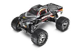 Traxxas 36054-1:BLACK Stampede Monster Truck RTR w/ID w/2.4G