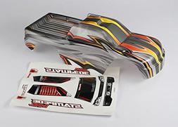 Traxxas 3617R Stampede VXL ProGraphix Body