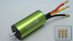 Tacon 3674-540XL-15T Brushless Motor 1100KV for 1/8 Car Bugg