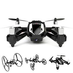 Cheerwing U841-1 RC Drone with 2MP HD Camera 3D Flip 2.4Ghz