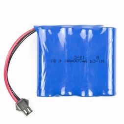 4.8V 700mAh Ni-Cd RC Crawler Battery RC Car Parts for 1/18 R