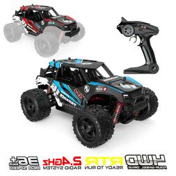 40+MPH 1/12 Scale RC Car 2.4G 4WD High Speed Fast Remote Con