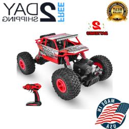 40+MPH 1/18 Scale RC Car 2.4G 4WD High Speed Fast Remote Con