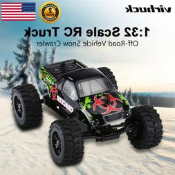 4CH 1:32 2WD Electric Remote Off-Road RC Racing Car High Spe
