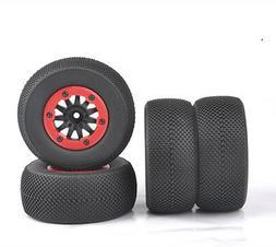 4Pcs Bead-Loc Short Course Tire Wheel Rim For HSP HPI 1:10 T