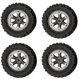 4PCS Upgraded Big Wheel for WPL FJ40 C34 <font><b>RC</b></fo