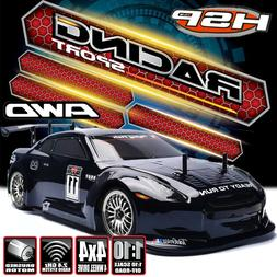 HSP RC Supercar 4WD 1/10 RTR Drift Racing Car Brushed High S