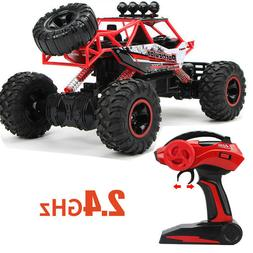 4WD RC Car 1/12 Remote Control Vehicle 2.4Ghz Electric Monst