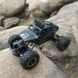 4WD RC Crawler Monster Truck Off-Road Vehicle 2.4G Remote Co