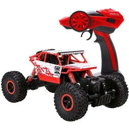 4WD RC Monster Truck Off-Road Vehicle 2.4Ghz Remote Control