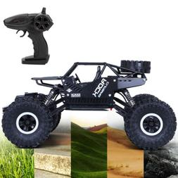 4WD RC Monster Truck Off-Road Vehicle 2.4G Remote Control Bu