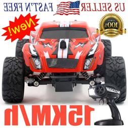 4WD Remote Control Car Monster Truck RC Cars Terrain Off Roa