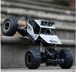 4wd Rock Crawling, Monster Truck RC Car, mud tires and suspe