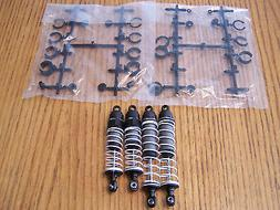 Traxxas 4x4 VXL Stampede Front & Rear Shocks w/ Springs /Fit