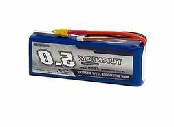 Turnigy 5000mAh 3S 11.1V 20C 30C Lipo Battery XT60 RC Traxxa