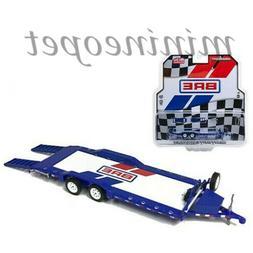 GREENLIGHT 51259 BRE BROOK RACING HEAVY DUTY CAR HAULER TRAI