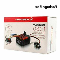 60A 1060 RC Car Hobbywing QuicRun Brushed ESC Electronic Spe