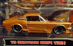 MAISTO 67 1967 FORD MUSTANG GT G RIDEZ CUSTOM-STYLE DETAILED