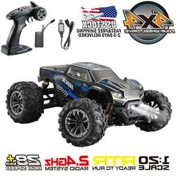 Hosim 6WD RC Rock Crawler, 1:14 Scale 2.4Ghz High Speed 20km