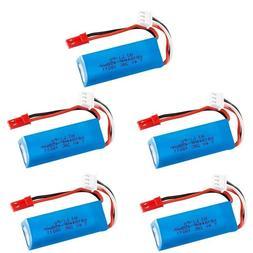 7.4V 450mAh 20C Lipo Battery for WLtoys K969 K979 K989 K999