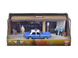 Motormax 73864 Diorama The Usual Suspects Movie 1983 Dodge D