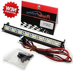 Powerhobby 8 LED 138mm RC Aluminum Light