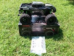 Traxxas 8s X-maxx 4wd Brushless Electric Monster Truck, Gree