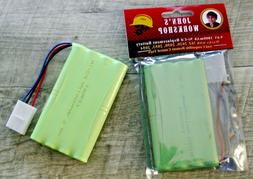 9.6V 1800mAh Ni-Cd Higher Capacity 3-Wire Battery Pack for M