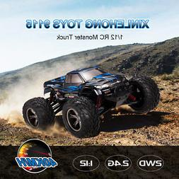XINLEHONG TOYS 9115 2.4GHz 2WD 1/12 40km/h Electric RTR Truc
