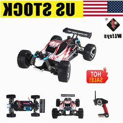9125 RC Car 1:10 Scale 4WD 2.4Ghz Off-Road Remote Control Wa