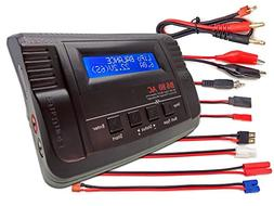 B680AC CAR Dual Power : LiPo, LiIon, LiFe, NiCd, NiMh AC/DC