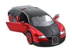 Bugatti Veyron 1:32 Alloy Diecast car model collection light