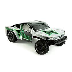 ECX Torment 2WD RTR Short Course Truck , Black/Green