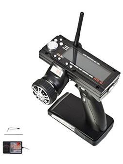 FLYSKY RC 3 CH Transmitter TX FS-GT3B For CAR Boat 2.4Ghz 2.