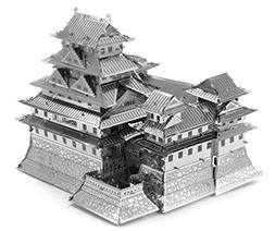 Fascinations Metal Earth 3D: Himeji Castle Model