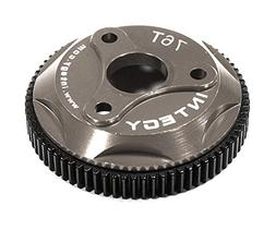 Integy RC Hobby T8008GREY 76T Metal Spur Gear for Traxxas St