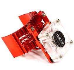 Integy RC Model Hop-ups T8074RED Motor Heatsink 540 Size w/C
