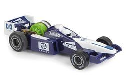 Ksm Darda Racing Formula 1 Toy, Blue/White